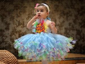 Tütü Elbise Çocuk Modelleri