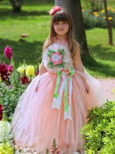 Pudra Tütü Elbise Modeli